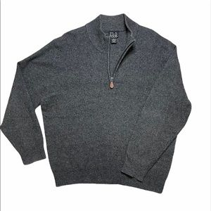 Jos. A. Bank wool sweater